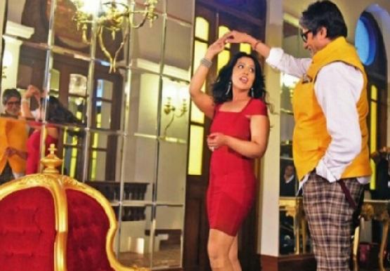 بگ بی کے ساتھ رقص کرتی نظر آئیں وزیراعلی فڈنویس کی بیوی