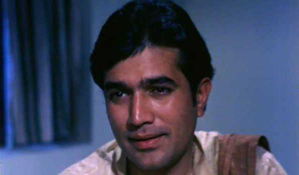 بالی وڈ کے پہلے سپر اسٹار تھے راجیش کھنہ