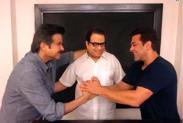 ریس 3 میں نظرآئیں گے انیل کپور، دیں گے سلمان کا ساتھ، سیف علی خان فلم سے غائب