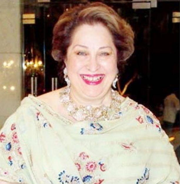 راجکپور کی بیٹی رتو نندا کا انتقال