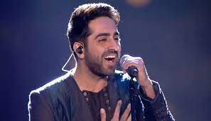 آیوشمان کھرانا اسٹیج پر دوبارہ گاناچاہتے ہیں