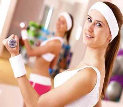 ورزش کریں اور خودکو رکھیں چست