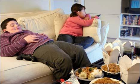 امریکا میں موٹاپے کی شرح میںاضافہ