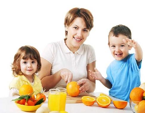 روز نارنجی کھانے سے کے فائدے