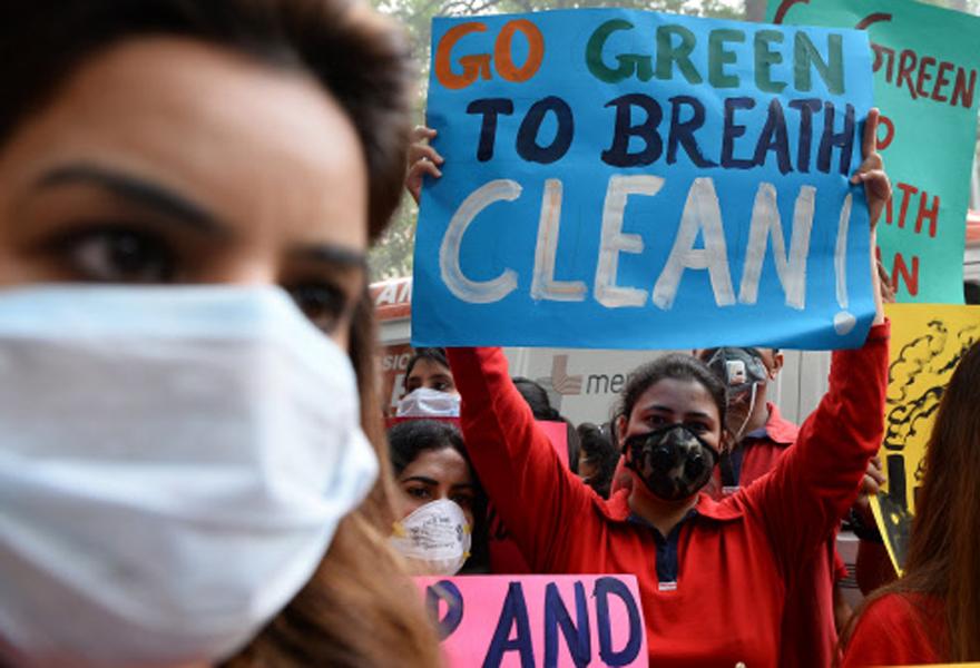 صحت مند اور آلودگی سے پاک دہلی کی تعمیر ہمارا مقصد: یوگیندر