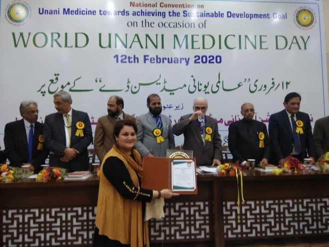 آل انڈیا یونانی طبّی کانگریس کی جانب سے عالمی یونانی میڈیسن ڈے کاانعقاد