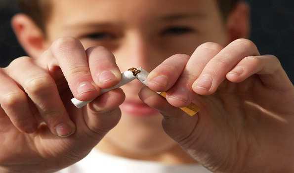 نوجوان کو تمباکو کی لت سے بچانے کے لئے نیا 'ٹول کٹ' لانچ