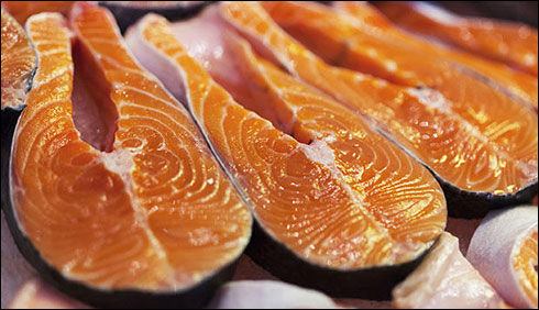 مچھلی کھانا صحت کے ساتھ یاداشت کیلئے بھی مفید ثابت