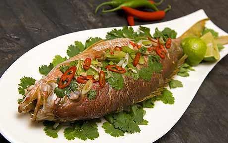 مچھلی کھائیے اور صحت مند رہئے