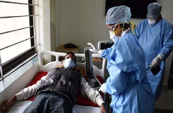 ملک میں کوروناوائرس سے شفایابی کی شرح میں بتدریج اضافہ