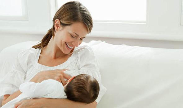 ماں کا دودھ بچوں میں بلڈ پریشر کی سطح کم رکھنے میں مددگار