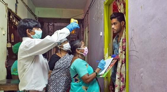 ملک میں کوروناوائرس کے ریکارڈ 49،310 سے زائد نئے کیسز
