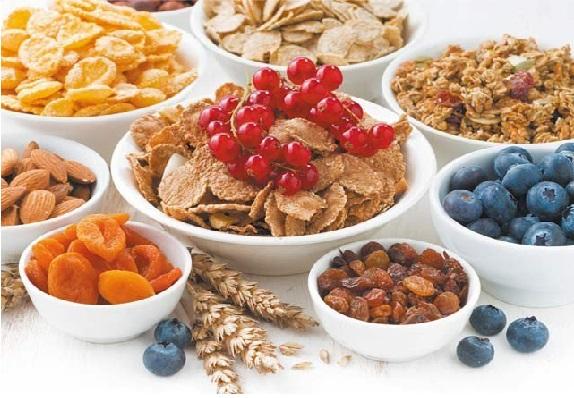فلو کے خلاف انتہائی موثر ہے فائبر سے بھرپور غذائیں
