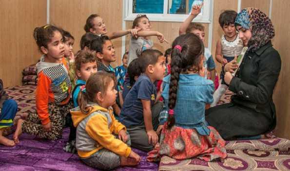 افغانستان میں غذائی قلت سے چھ لاکھ بچے موت کے دہانے پر: یونیسیف