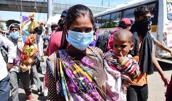 ملک میں کورونا میں سے متاثرین کی تعداد 6.04 لاکھ سے متجاوز، 17834 اموات