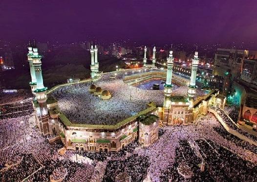 مکہ مکرمہ کی تمام مساجد میں نماز کا ثواب مسجد الحرام جیسا؟