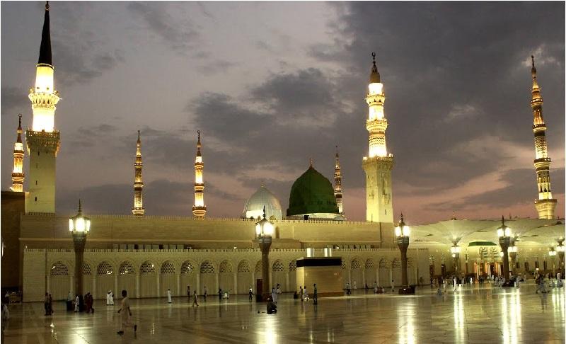 مدینہ منورہ:مسجد نبویؐ میں ہزاروں روزہ داروں کا اعتکاف