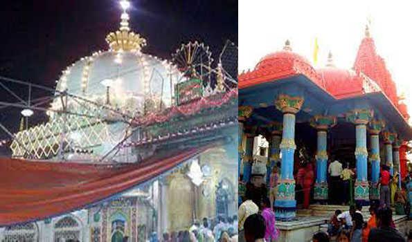 درگاہ اجمیر اور پشکر برہما مندر کے دروازے کھلے