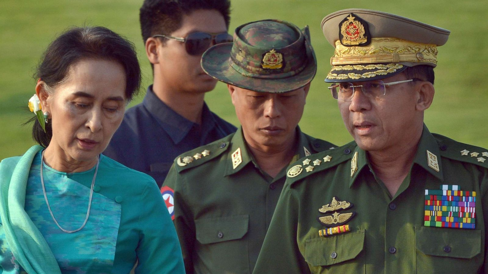 میانمار میں ایمرجنسی کا اعلان،اقتدار پر فوج کا قبضہ