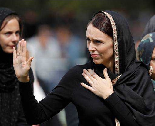 نیوزی لینڈ کی وزیر اعظم کوسوشل میڈیا پر قتل کی دھمکیاں