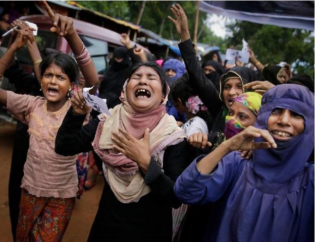 روہنگیاتشدد کے لئے میانمار کی فوج ذمہ دار: اقوام متحدہ