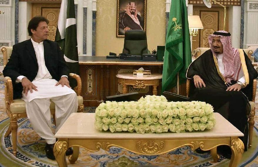 سعودی حکومت پاکستان کو دے گی 300 ملین ڈالر کی مدد