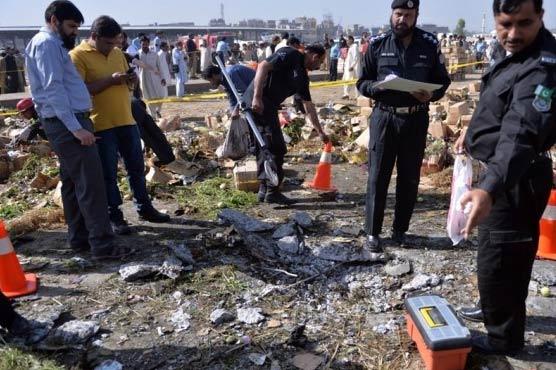 اسلام آباد سبزی منڈی میں دھماکہ،24 افراد جاں بحق ، 98 زخمی،ہسپتالوں میں ایمرجنسی