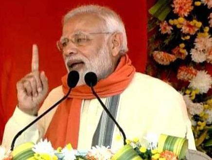 """اڈیشہ """"نئے بھارت"""" کی ترقی کا انجن بنے گا: مودی"""