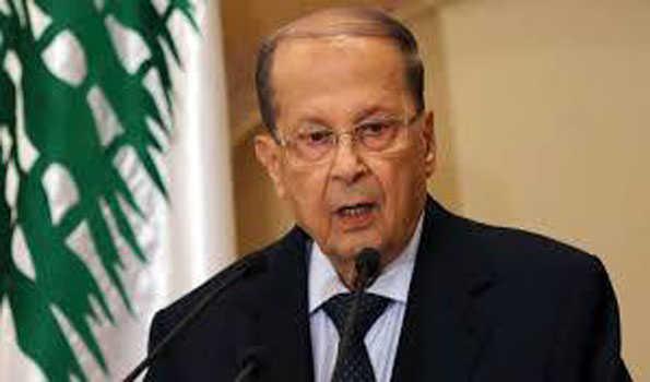 بیروت میں ہوئے دھماکے کی ہو گی مکمل جانچ : صدر