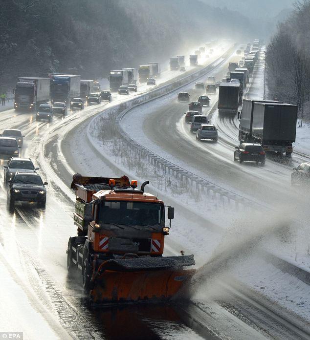 امریکا کی شمال مشرقی ریاستوں میں 20سال کا بدترین سرد موسم