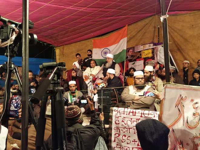 شاہین باغ خواتین مظاہرہ: شاہین صفت خواتین ملک کے لئے اورسماجی انصاف قائم کرنے کیلئے باہر نکلی ہیں۔ مولانا سجاد نعمانی