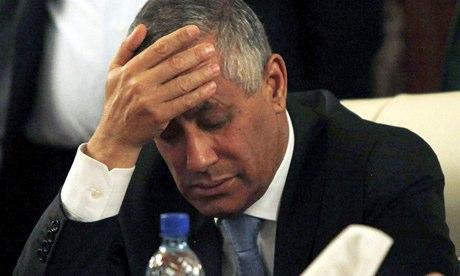 لیبیا کے وزیراعظم برطرف