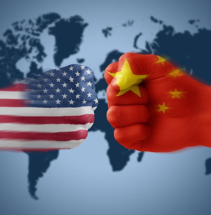 امریکہ چین کی ترقی سے خائف، یورپی یونین سے تجارتی معاہدہ
