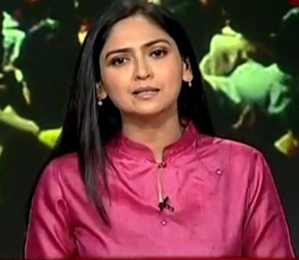 امرتا رائے کی دہلی پولیس سے شکایت