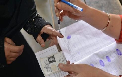 نظام آباد میں ایک نہیں کئی ای وی ایم مشنیوں سے ہوئی ووٹنگ
