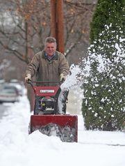 امریکا کی شمال مشرقی ریاستوں میں شدید برفباری