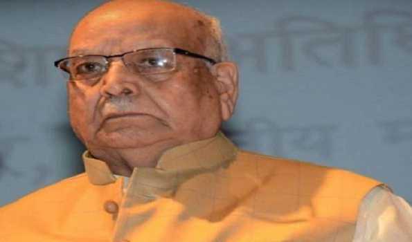 مدھیہ پردیش کے گورنر لال جی ٹنڈن کا انتقال