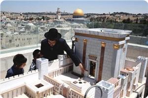 مسجد اقصیٰ کو شہید کیے جانے کی گھناؤنی صہیونی سازش کا انکشاف