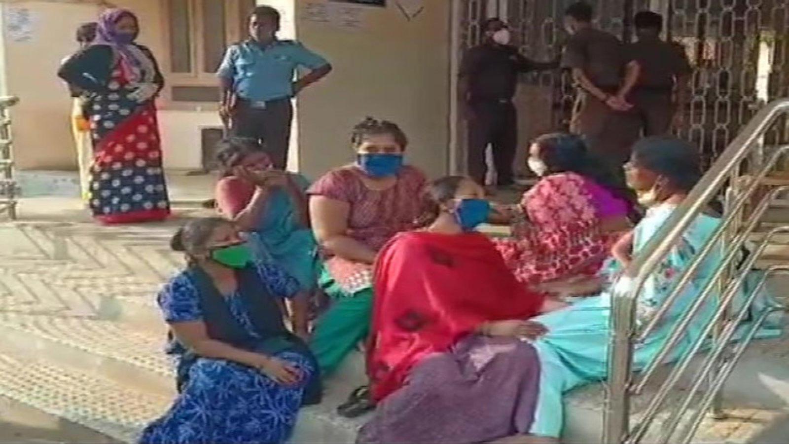 کرناٹک میں آکسیجن کی کمی سے 24 لوگوں کی موت