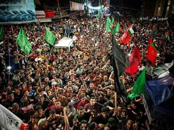 اسرائیل نے گھٹنےٹیکے،جمعہ کی شب سے جنگ بندی کا اعلان