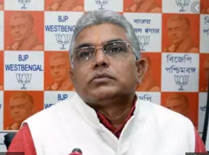 ایک کروڑ غیرقانونی مسلم بنگالیوں کو این آر سی کے ذریعہ نکال باہر کیا جائے گا: دلیپ گھوش، بنگال بی جے پی صدر