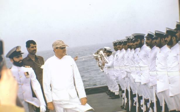 راجیو گاندھی نے آئی این ایس وراٹ کا استعمال نجی دورے کے لئے نہیں کیا : ایڈمیرل رام داس