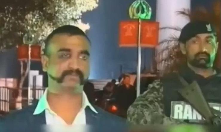 پاکستان سے واپس آئے ہندوستانی وونگ کمانڈر