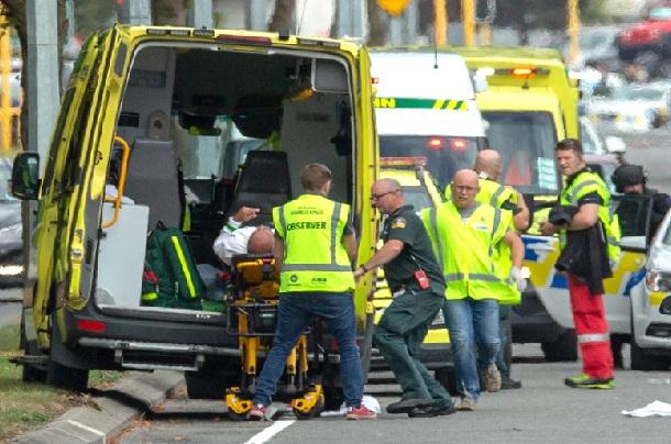 نیوزی لینڈ مساجد پر دہشت گردانہ حملہ، 49 ہلاک