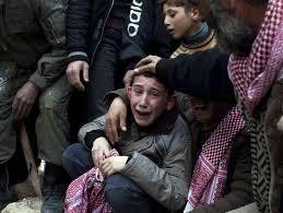 شام میں نسل کشی عالمی برادری کی ناکامی ہے، بان کی مون