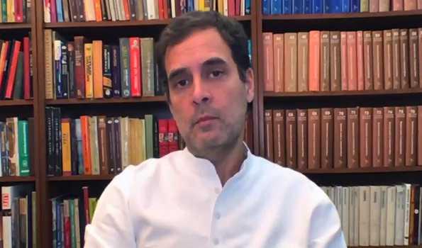 مودی حکومت کسان مخالف قانون واپس لے: راہل گاندھی