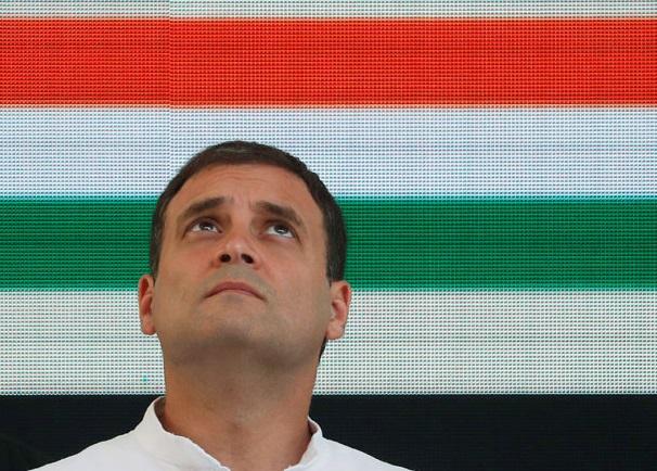 راہل نے دیا استعفی، کانگریس نیا صدر منتخب کر لے: راہل گاندھی