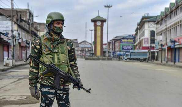 کشمیر میں 93 ویں دن بھی معمولات زندگی متاثر رہے