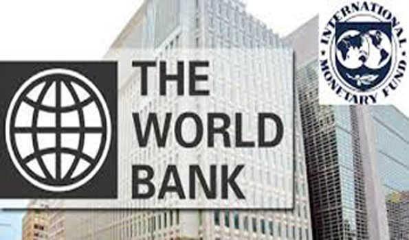 عالمی بینک کا ہندوستان کو ایک ارب ڈالر کا پیکج