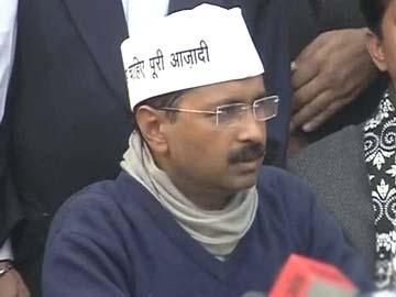 حکومت کے قیام پر دہلی کے عوام سے مشورہ کیا جائیگا۔آپ